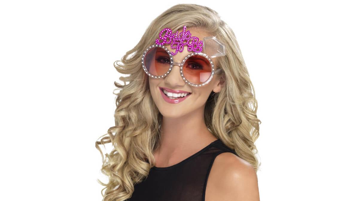 Gafas para despedidas de soltera